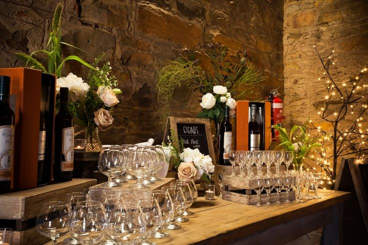 Cognac & Cigar Bar @ Chateau Dore Winery - www.chateaudore.com.au