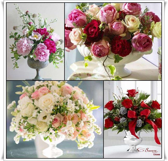 Bu sene dekorasyonda en çok dikkati çeken yüksek vazolar ve vazodan aşağı sarkan çiçekler.İster canlı ister yapay çiçek olsun ağzı geniş vazolarda çiçeklerin düzenli ve hoş bir görüntü vermesini sağlamak zor olabilir.Bugün bir püf noktası ile sizde vazolarınızdaki çiçek düzenleme  çalışmasını kolayca sizde uygulayabilirsiniz..  Öncelik anlatımlı sonra Görsel resimleri galerimizden inceleyebilirsiniz.⤵ http://www.sosyetikcadde.com/vazo-cicek-duzenleme/