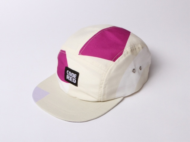 5 panel cap - Code Red x Alexey Luka // Indie Clothing Brands  UK Streetwear || AcquireGarms.com