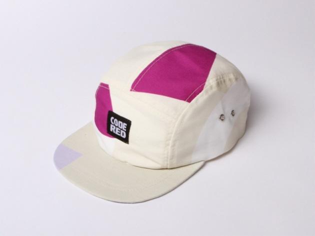 5 panel cap - Code Red x Alexey Luka // Indie Clothing Brands  UK Streetwear || AcquireGarms.com
