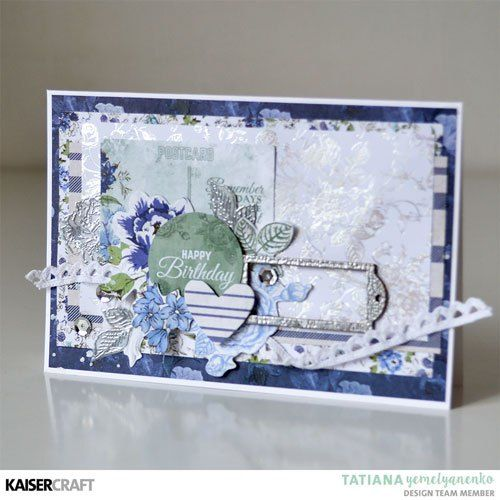 Creative Examples Showcasing the Wandering Ivy Paper Pad