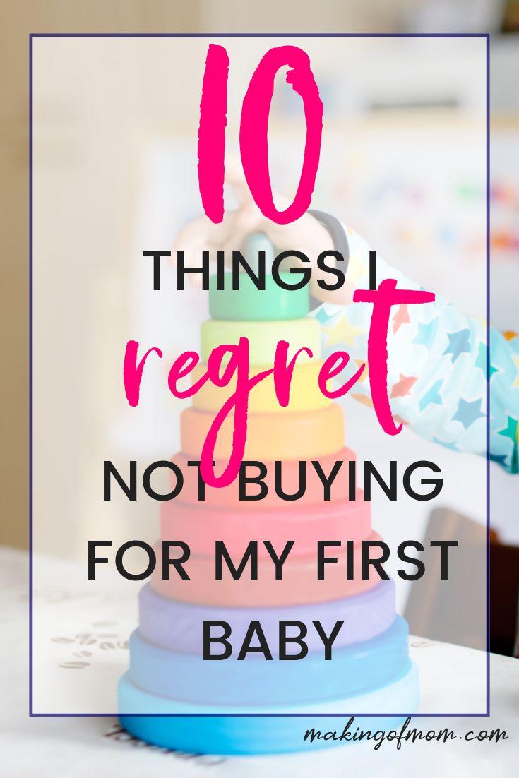 10 Dinge, die ich bereue, nicht für mein Baby gekauft zu haben   – Oooh Baby, Baby!!!