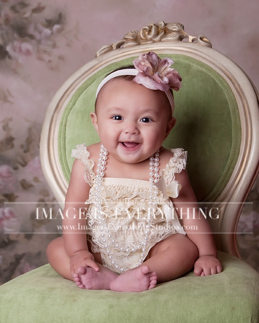 Pearly pretty nj baby photography by desiree miller