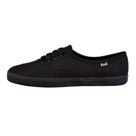 Shop for Womens Keds Champion Basic Casual Shoe in Black at Journeys Shoes. Shop today for the hottest brands in mens shoes and womens shoes at Journeys.com.An American original, the Keds Champion athletic shoe features a classic canvas upper, lace closure, contrast stitching, and rubber sole.