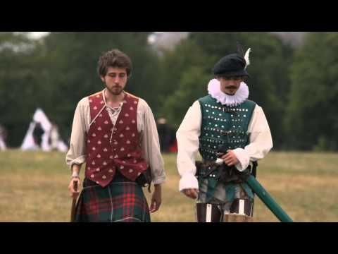 BrokenTale - A Deadly Feud , a murder at sunset... Who is the perpetrator ! LARP