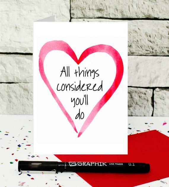 Funny Anniversary Card Joke Wedding Anniversary Card Funny
