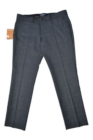 For the elegant gent. BNWT Farah Men's Size 34/30 Pants Trousers Charcoal Check
