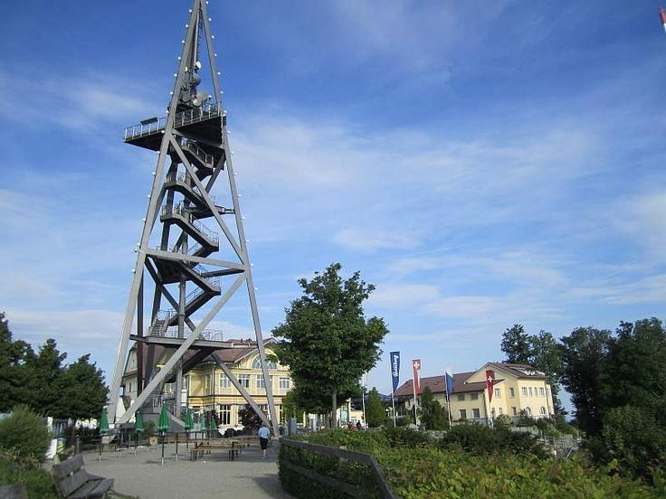 Üetliberg, Aussichtsturm und Hotel Uto Kulm