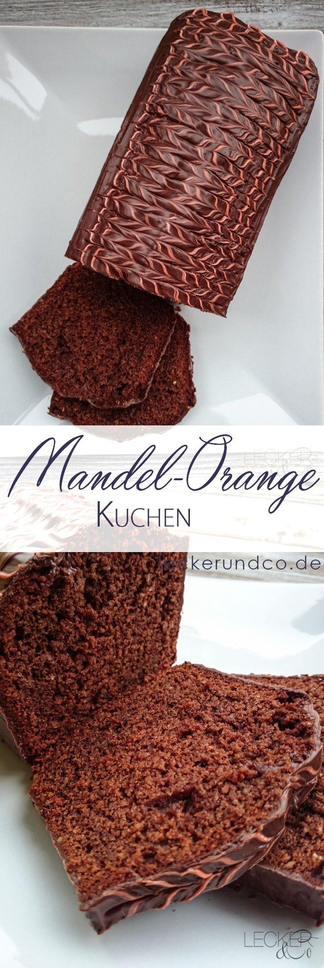 Mandel-Orangen-Kuchen