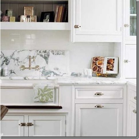 favorite white kitchens | Oak floor stains, Upper cabinets and ...