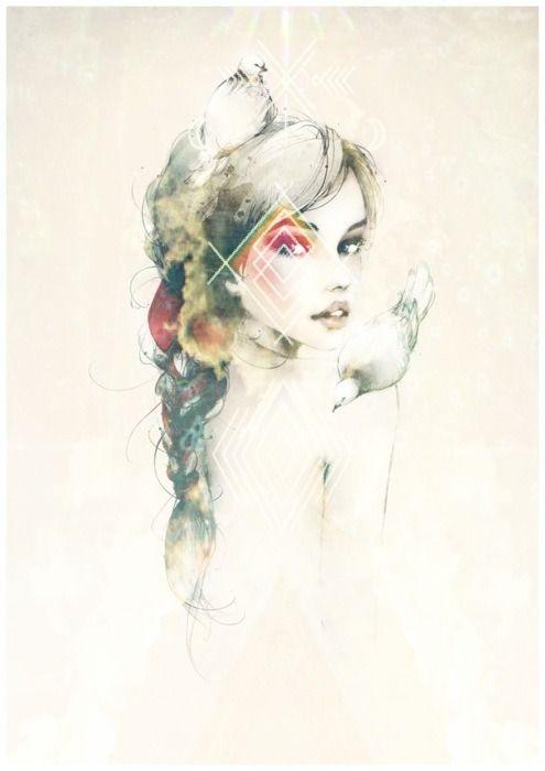 indie art | Tumblr | Art | 495 x 700 jpeg 26kB