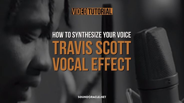 🚨New Tutorial Video🚨 Follow along as professional engineer Eric Michael of @Realistic_Pro as he gives you a step-by-step guide on how to sound like Travis Scott. #SoundOracle WATCH IT HERE: https://soundoracle.net/blogs/soundoracle-net-blog/tutorial-travis-scott-vocal-effect-how-to-synthesize-your-voice