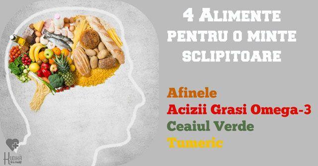 Alimente bune pentru creier. Cercetatorii au descoperit ca atunci cand este hranit cu nutrientii adecvati, proveniti din alimente sau suplimente, creierul se regeneareaza din interior la exterior. Oamenii au un potential de viata mai ridicat decat cel pe care il experimentam in prezent. Pentru a-l putea atinge, creierul trebuie insa sa functioneze la intreaga sa capacitate. (brain food)