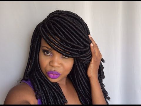 Crochet Braids Hurt : Locs, Wigs and Youtube on Pinterest