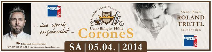 Gourmetevent Roland Trettl auf der Coroneshütte, Kronplatz Südtirol - Sponsered by Rotwild.it-11