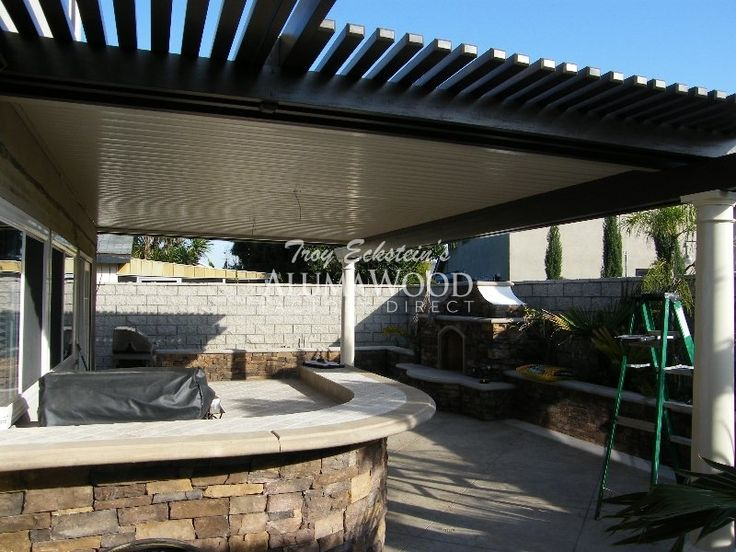 21 Best Images About Alumawood Patio Covers DIY On