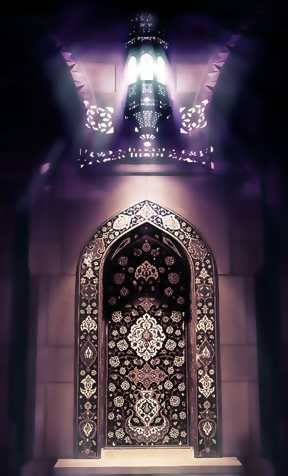 Very ornate door. Looks color edited…but beautiful photo.
