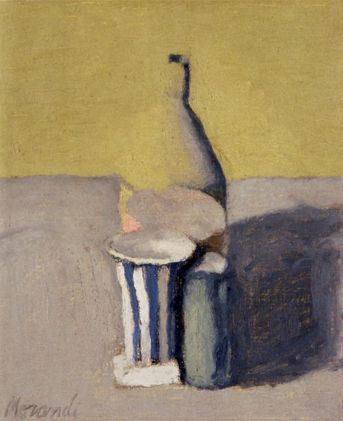 Morandi, 1960