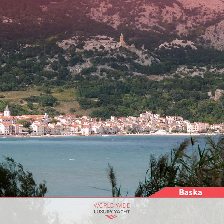 #Baska is famous for its superb beach, and picturesque scenery - a real 'must see'.
