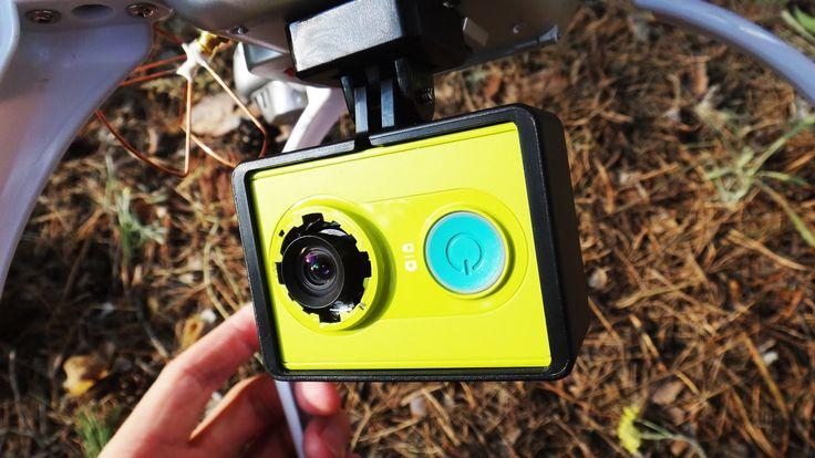 Рамка для экшн камеры Xiaomi Yi