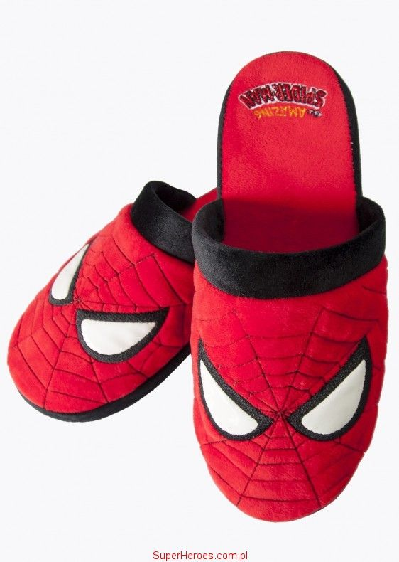 Kapcie Spider-Man