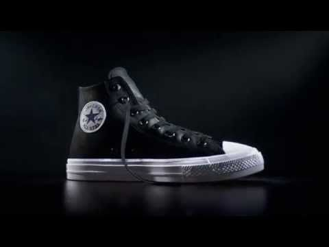 Movie shows features of Converse's redesigned Chuck Taylors