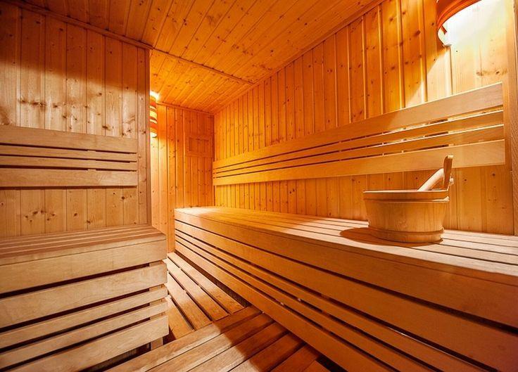 Sauna, Budapest