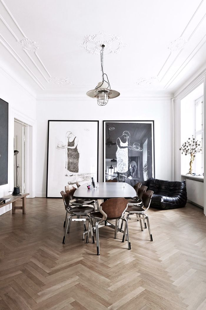 herringbone-floor-stucco-ceiling-photo-birgitta-wolfgang