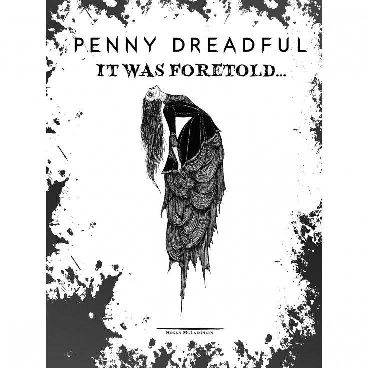 Park Art|My WordPress Blog_Penny Dreadful Tarot Cards Art