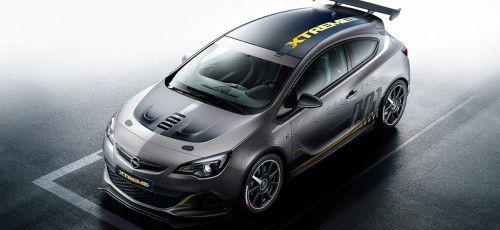 Alles zum neuen Opel Astra OPC EXTREME