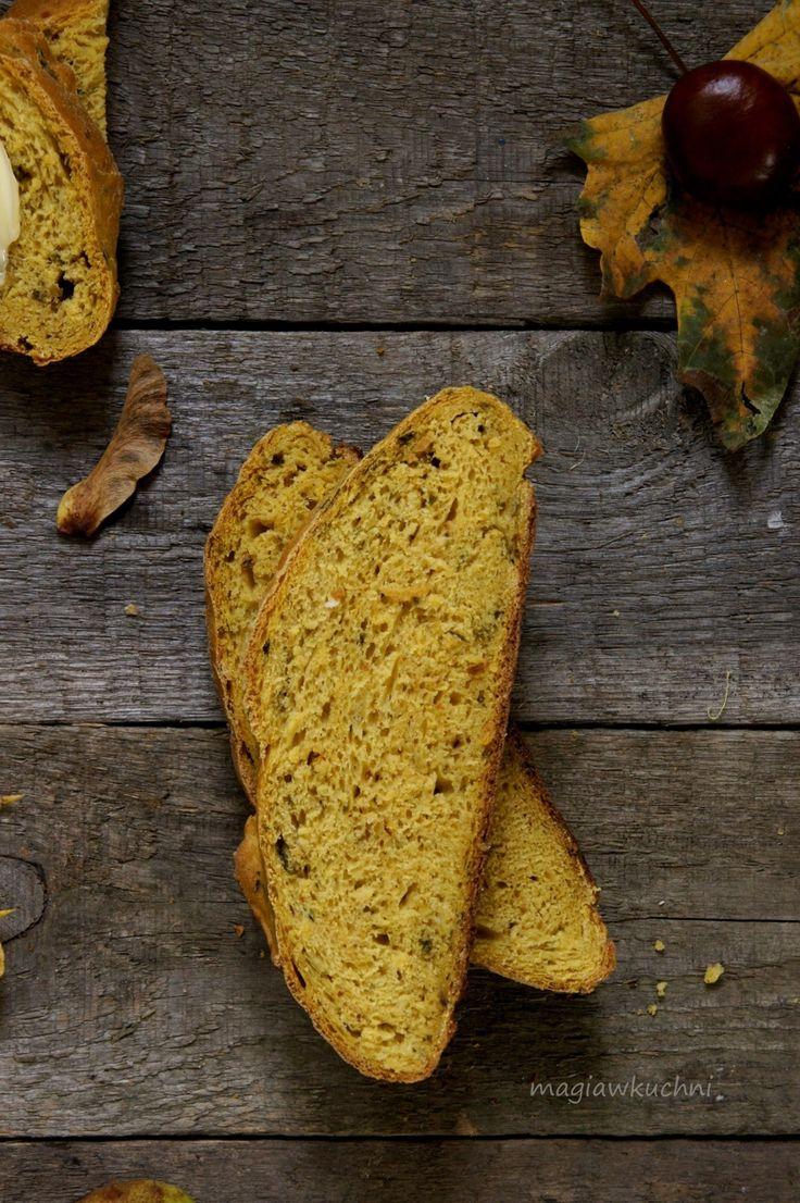 Pumpkin bread / Chlebek dyniowy