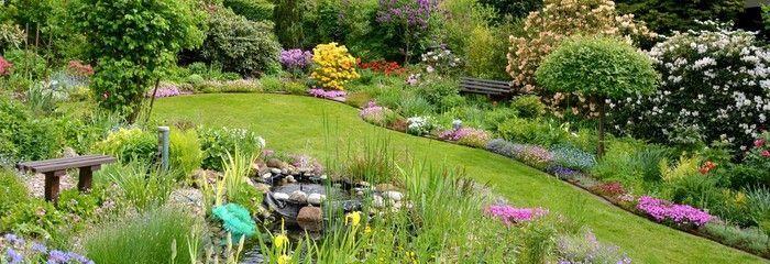 Entspannung Im Garten Entspannung Garten Im Entspannung Garten Im Garten Freiland Hortensie Gartendekoration