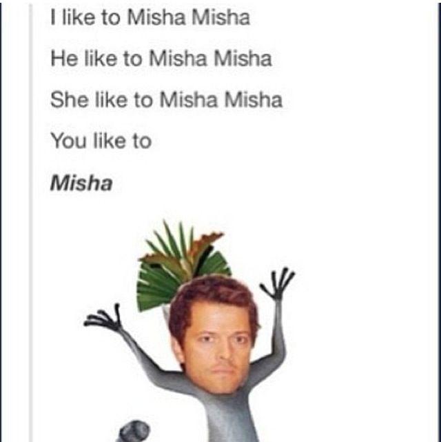 KING MISHA