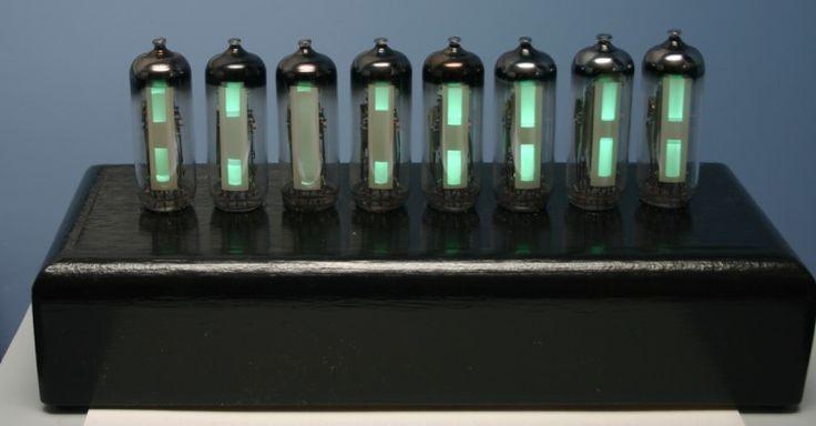 Magic Eye Audio Spectrum Display