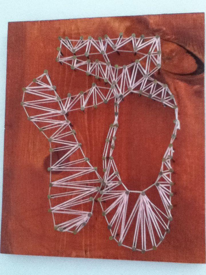 17 best ideas about nail string on pinterest diy string. Black Bedroom Furniture Sets. Home Design Ideas