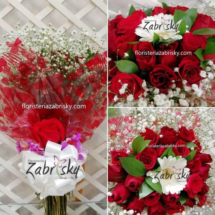 Las flores nunca pasan de moda. No importa ni el tipo de flor ni el color, a las mujeres siempre les gusta recibir flores de alguien especial y nunca se borran de la memoria.  #roses #rose #love #amor #rosas #redrose #redroses #flores #flowers #nature #ViveLaExperienciaZabrisky ♥ Visita nuestras colecciones con las más hermosas flores para todas las ocasiones: https://floristeriazabrisky.com/collections