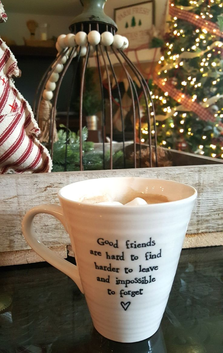 rustic metal and wood decor creates a cozy traditional christmas theme
