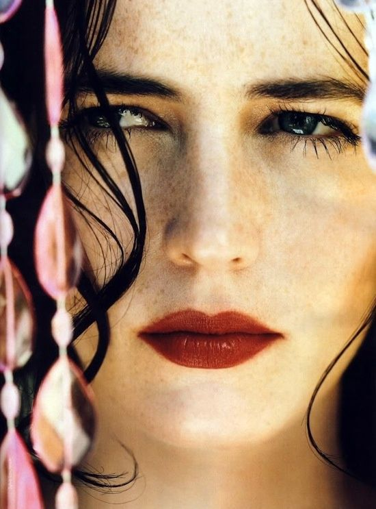Eva Green. Ok so she's gorgeous, get over it!: