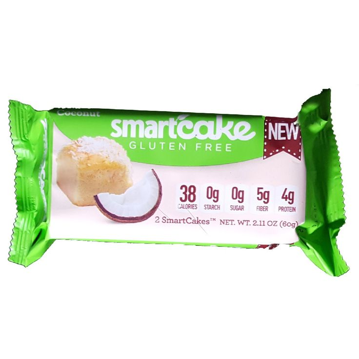 Smart Baking - SmartCAKE - Coconut - 60g