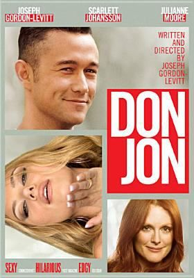 Don Jon -- Wrestling with good old-fashioned expectations of the opposite sex, Jon and Barbara struggle against a media culture full of false fantasies to try and find true intimacy.  Library