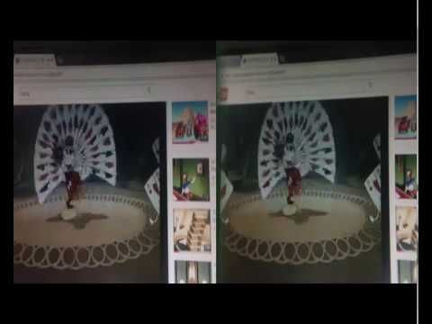3D Anaglyph W.Disney Classics BloggieSony&x2Magnif.Lens[bySergio Conegli...