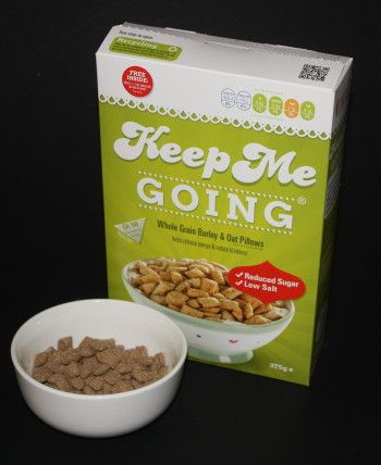 Keep Me Going Cereal Giveaway