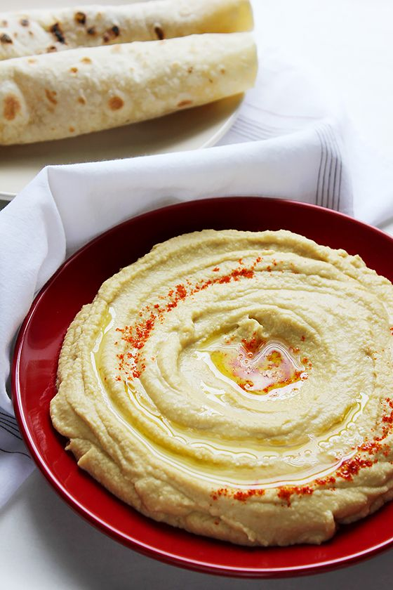 Hummus without Tahini is extremely simple, quick, and the flavor is so good you'll keep asking for more. #recipe #cooking