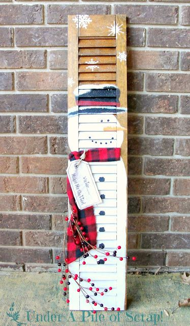 57 Best Ideas About Old Wooden Shutter Crafts On Pinterest