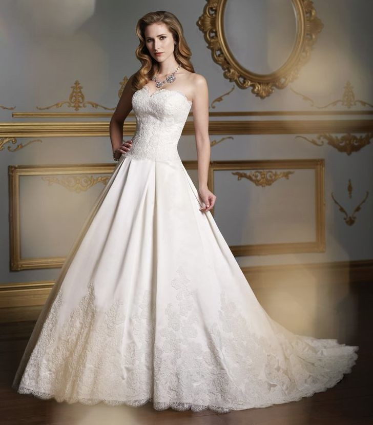 James Clifford Wedding Dresses at Catan Fashions in Strongsville OH | Find the dress of your dreams at the largest bridal store in America | www.catanfashions.com