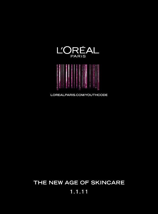 #teaser #advertisement #Loreal