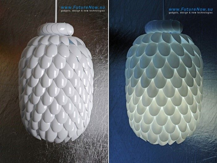 25+ unique Plastic spoon lamp ideas on Pinterest | Spoon ...