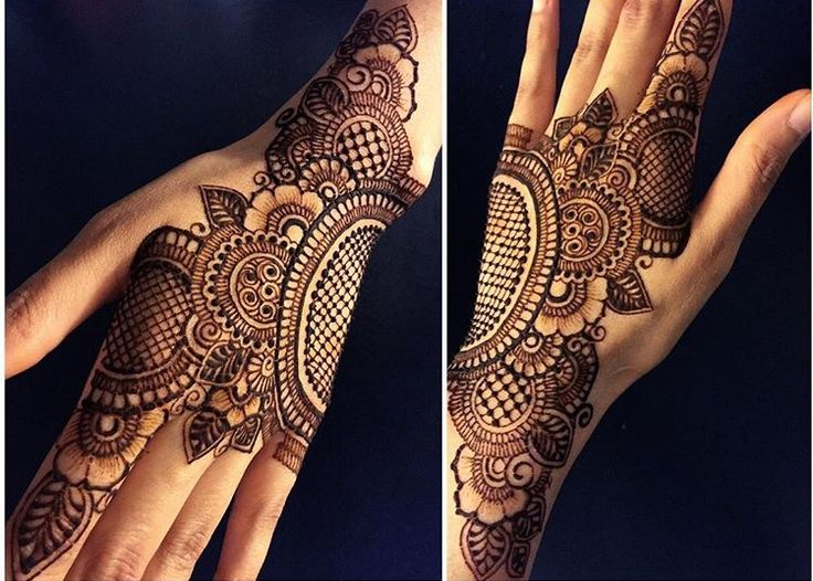 Henna Mehndi Quotes : Best tattoos images henna patterns design