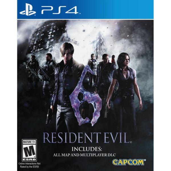Resident Evil 6 HD [PlayStation 4] – Shopville
