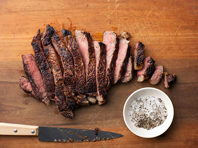 how to cook a ribeye without a cast iron skillet